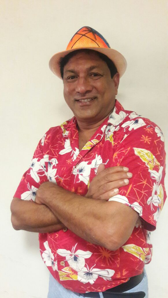 Bruno Azaredo, King Momo for Goa Carnaval 2018